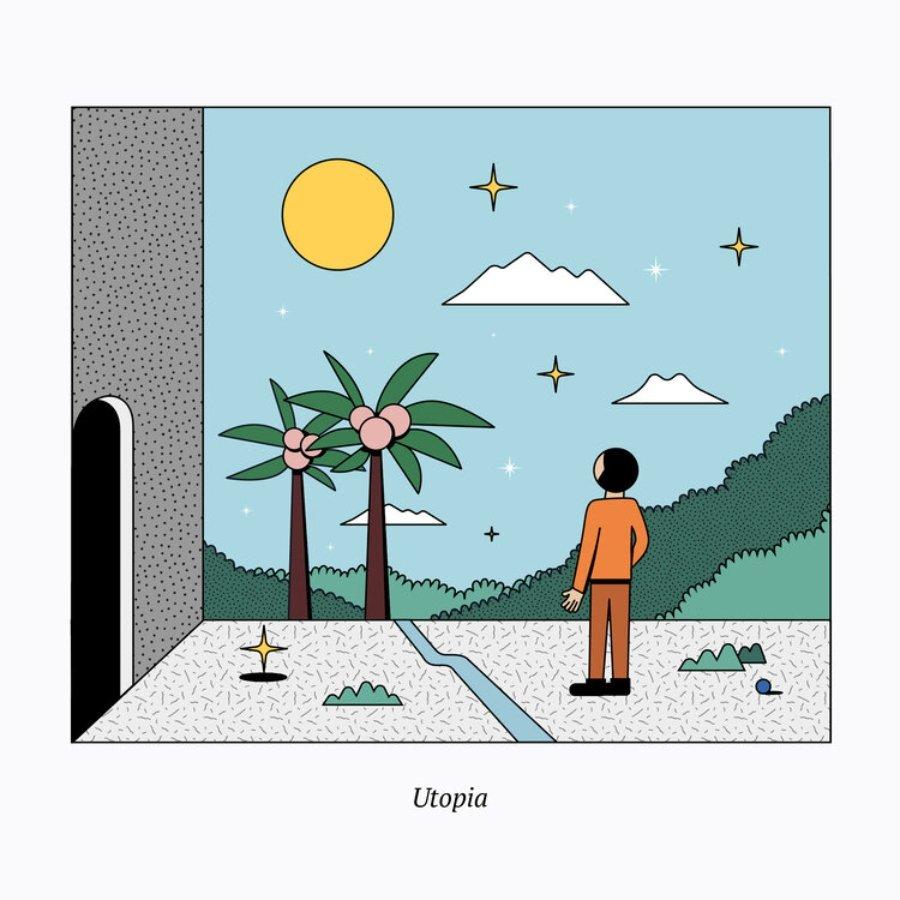 Scape, la nueva serie de ilustraciones de Simo Lui