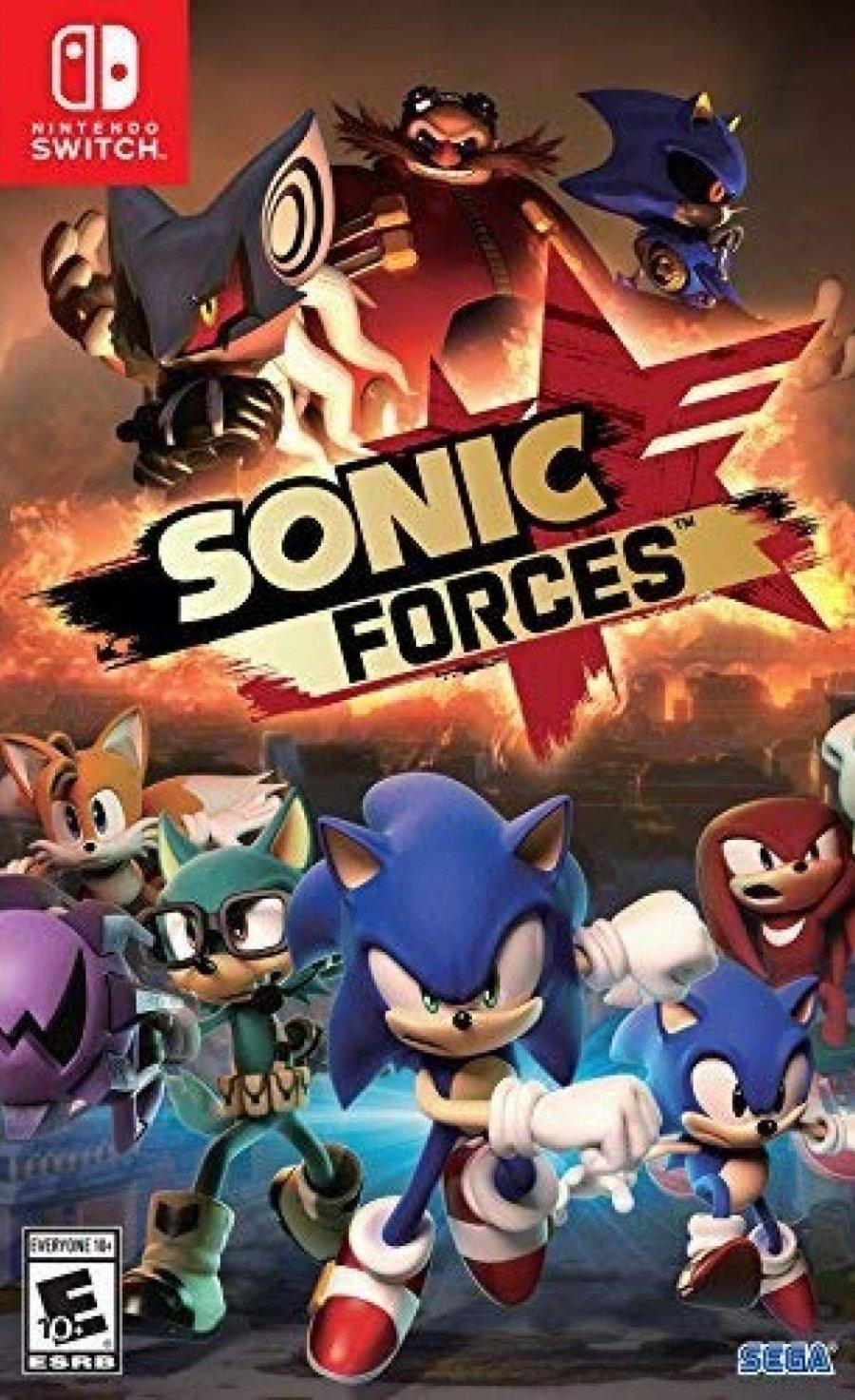 Niño gasta más de 300 mil pesos en Sonic Forces