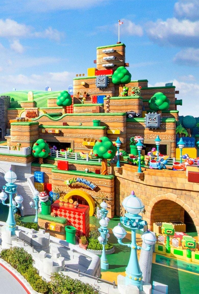 Super Nintendo World Japan ya tiene fecha de apertura