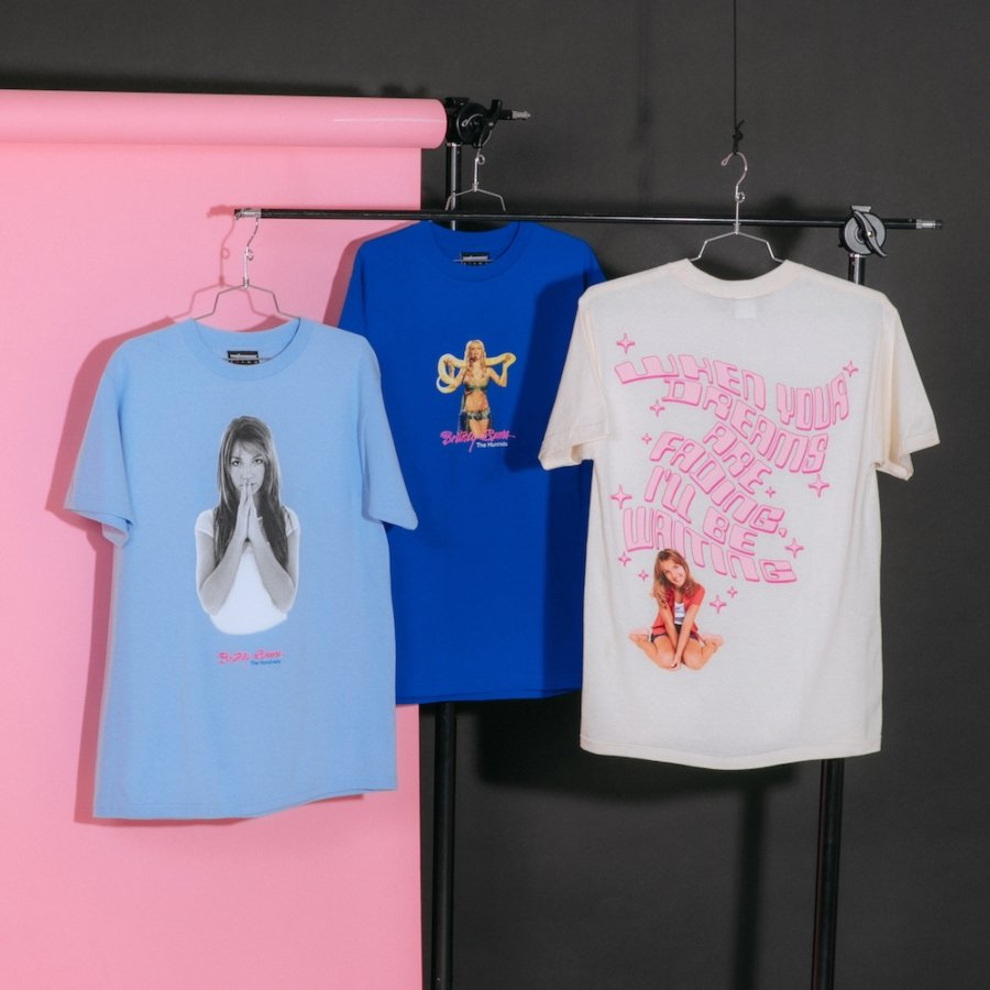 Nueva colección de The Hundreds de Britney Spears