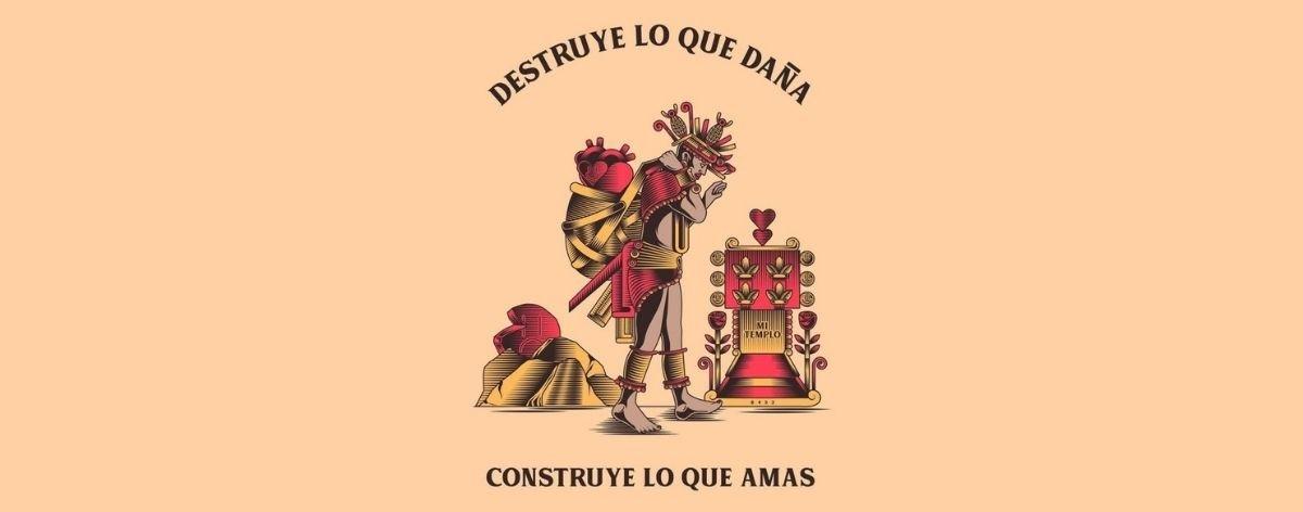 Aswer García, la tradición mesoamericana en la ilustración