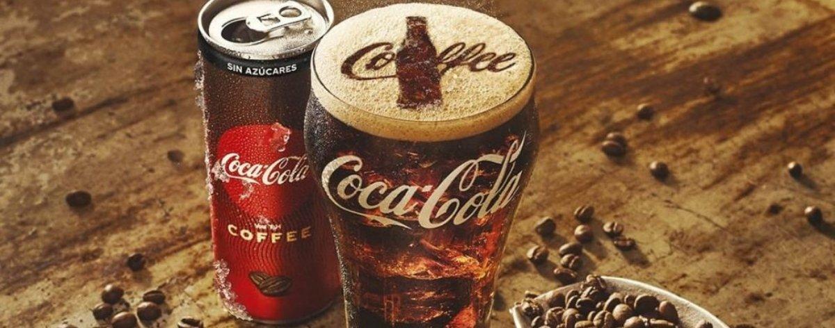 Coca-Cola con café para los amantes de ambas bebidas
