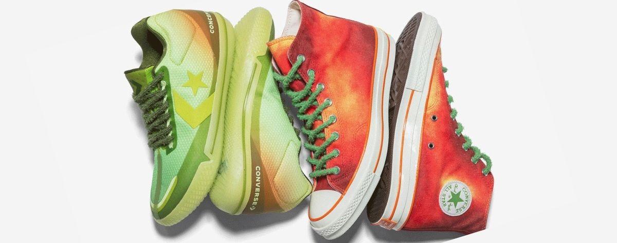 Converse y Concepts rinden homenaje al baloncesto con sneakers