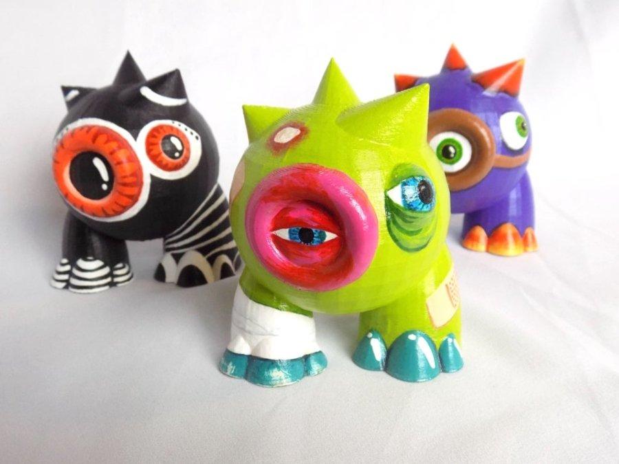 CREATOS presenta su nueva docuserie de art toys