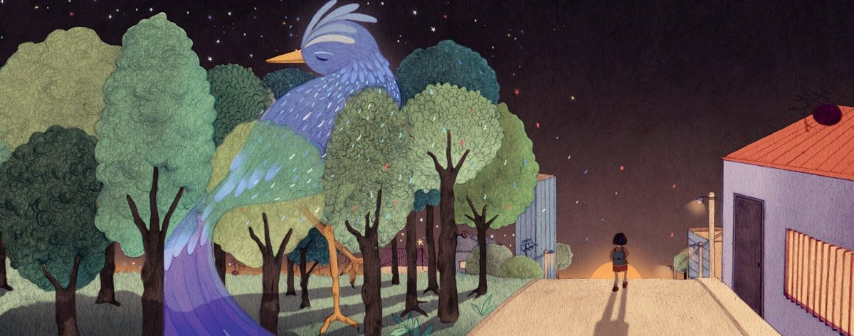 Daniela Gallego y sus ilustraciones fantásticas