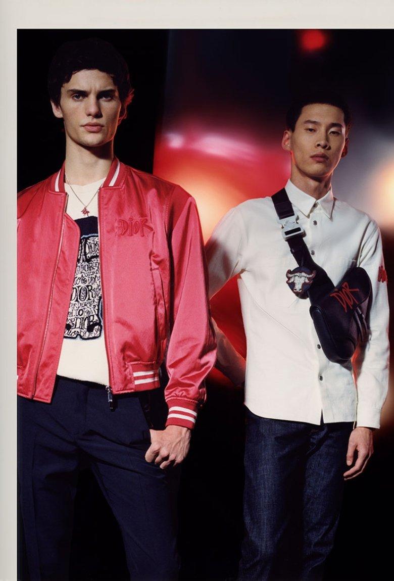 Dior x Shawn Stüssy celebran el Año Nuevo chino