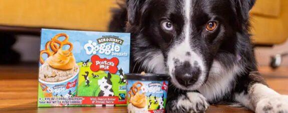 Doggie Desserts, helados para perritos de Ben & Jerry's