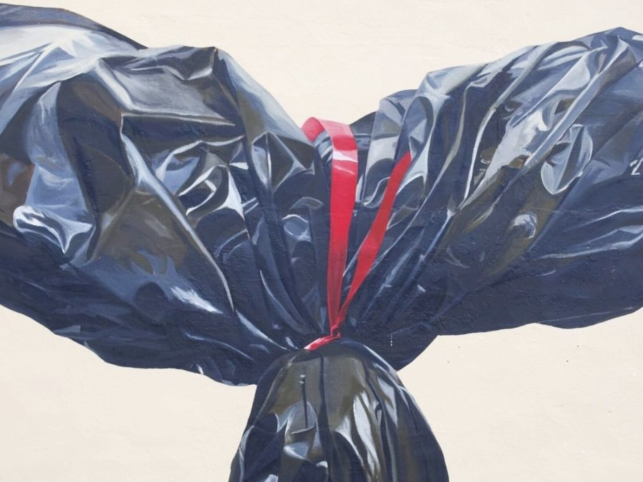 """""""Garbage Tail"""" por Murmure Street"""