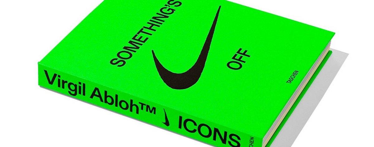 ICONS, el nuevo libro de Virgil Abloh y Nike
