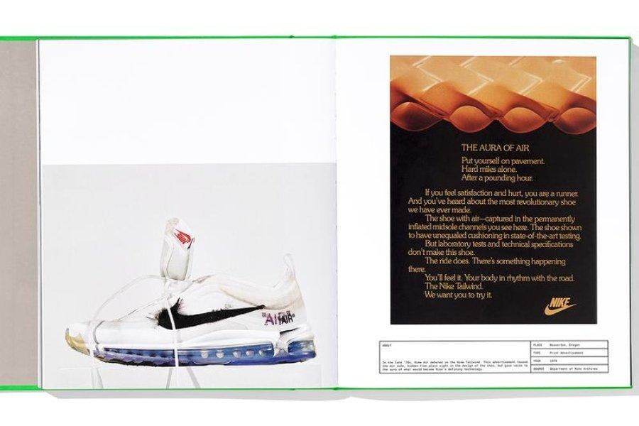 """Libro """"ICONS"""" de Nike y Virgil Abloh"""