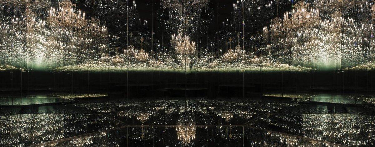 Infinity Mirror Rooms de Yayoi Kusama regresa a los museos