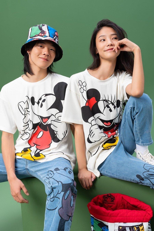 Nueva colección de Levi´s y Mickey Mouse con amigos