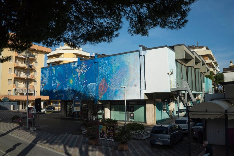 Los murales del mes de enero por Gola Hundun