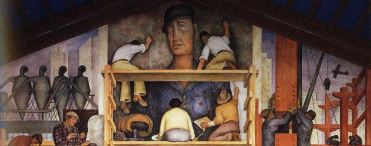 Mural de Diego Rivera podría ser vendido por 50 mdd