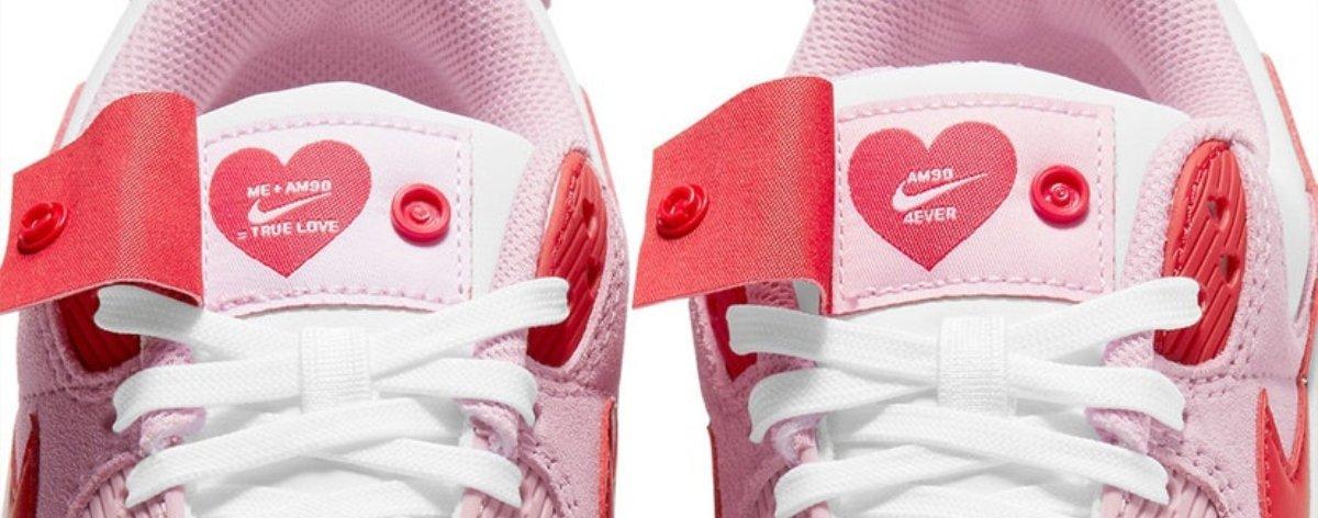 Nike Valentine's Day, sneakers para enamorarse