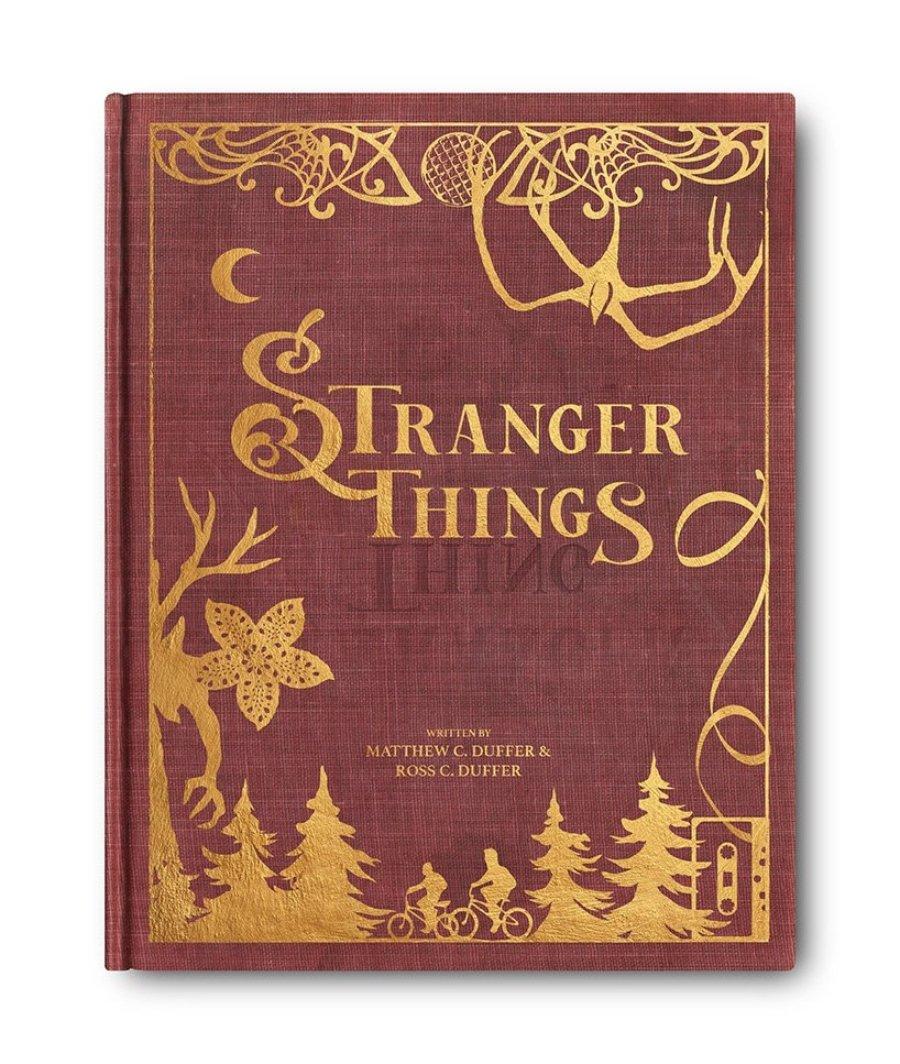 """Ilustración de """"Stranger Things"""" por Climadoor"""