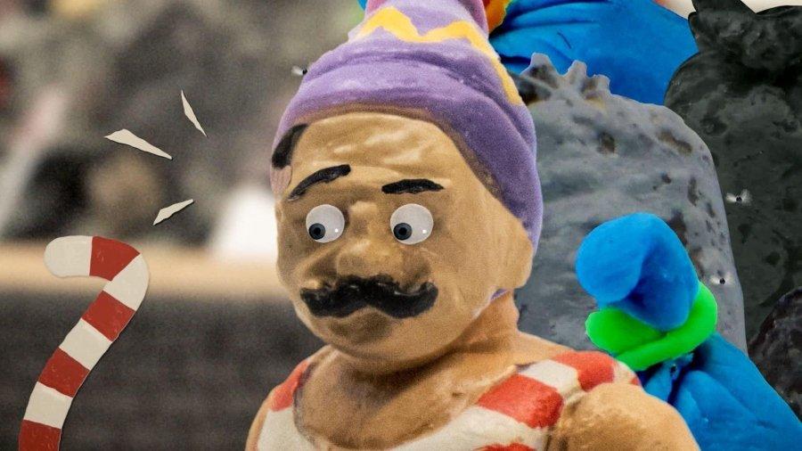 "protagonista del Programa infantil animado ""John Dillermand"", un hombre con pene grande"