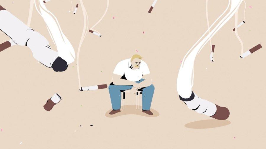 Cortometraje antitabaco de Nexus dirigido por Robertino Zambrano