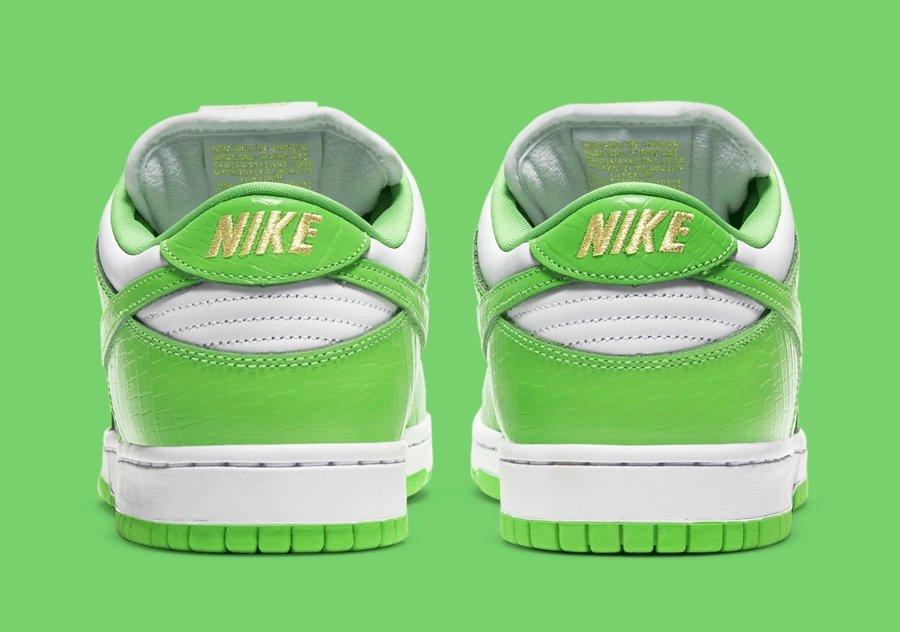 Supreme y Nike SB Dunk