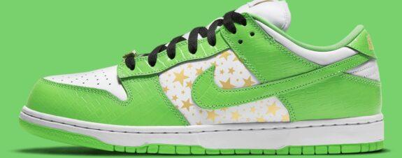 Los Supreme y Nike SB Dunk podrían llegar este 2021
