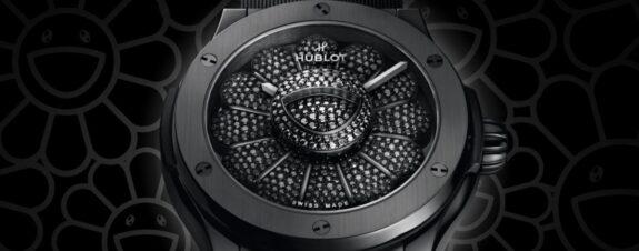 Takashi Murakami y Hublot lanzan reloj de lujo