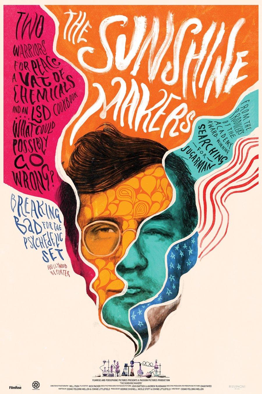 """The Sunshine Makers"", documental sobre DMT experiencias, LSD y otras drogas"