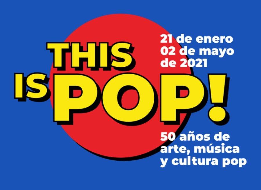 Exposición Tihs is Pop en Zaragoza