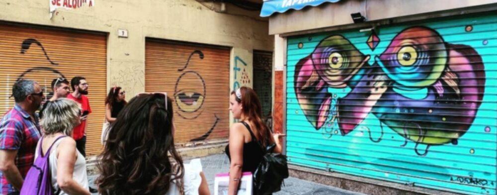 Torremolinos Street Art, la cultura urbana inunda  Málaga