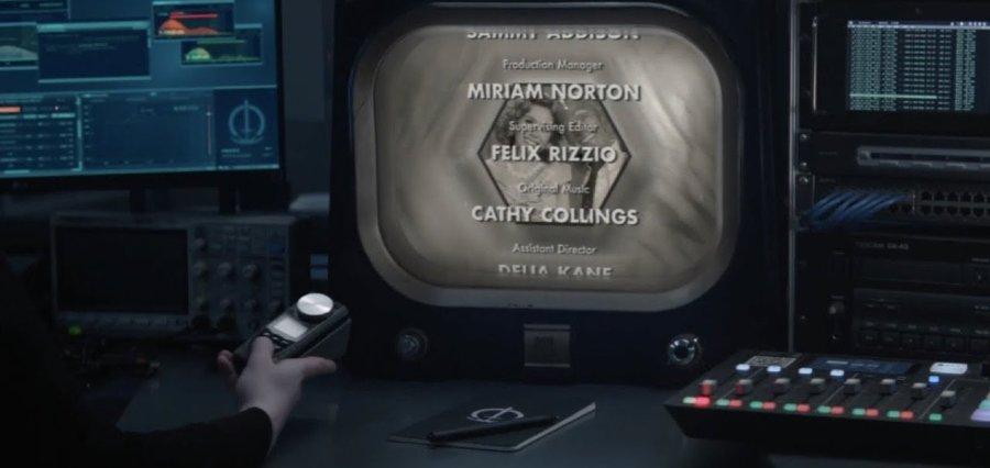 Escena del primer episodio de WandaVision