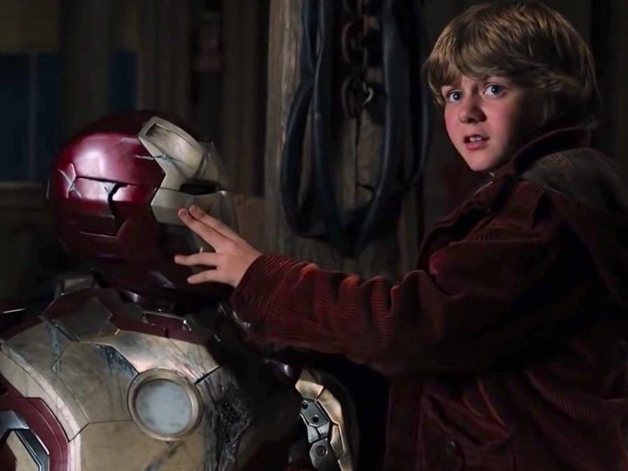Harley Keener en Iron Man 3
