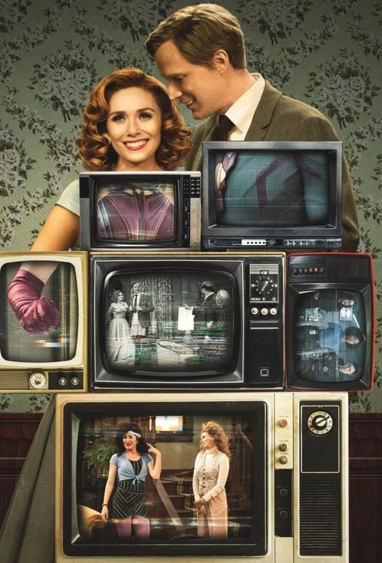 Wandavision: reseña y anotaciones de episodios 1 y 2