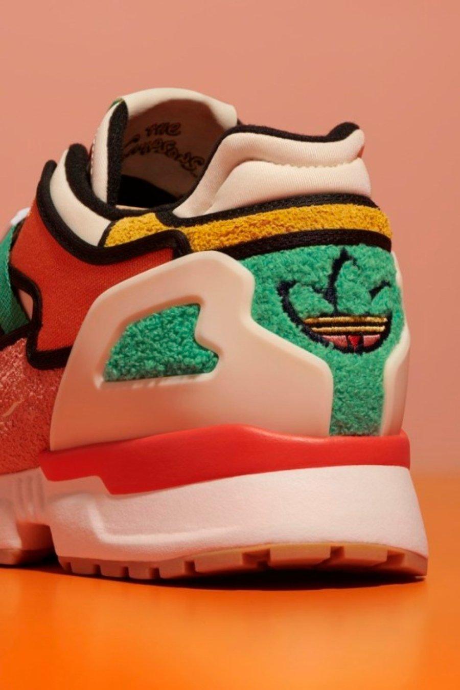 Nuevas Adidas de Krusty Burger
