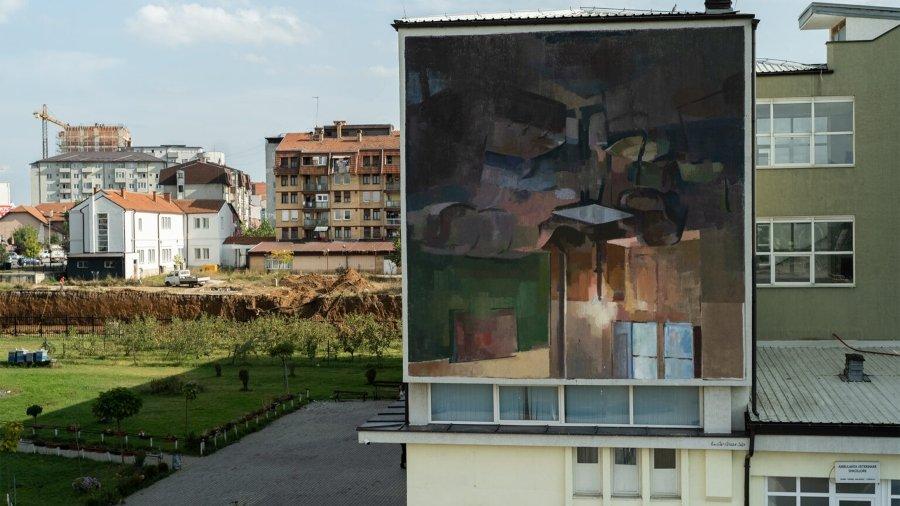 Change, cortometraje del Mural Fest