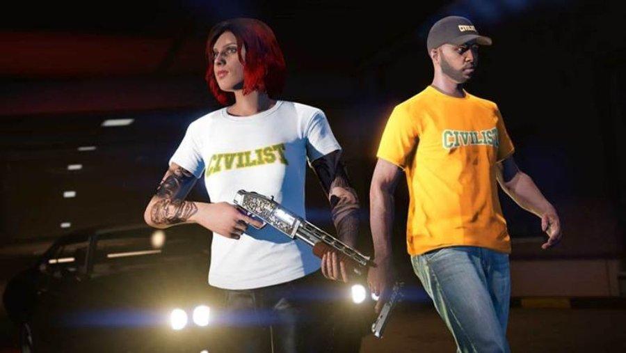 Civilist y MISBHV llegan a GTA Online
