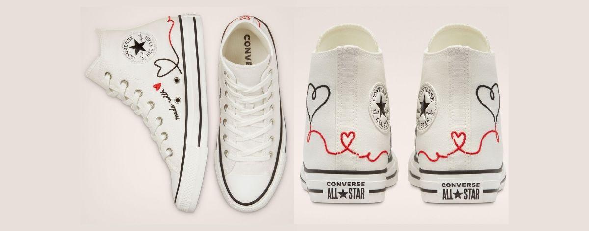 Made With Love, el amor llega con los nuevos Converse