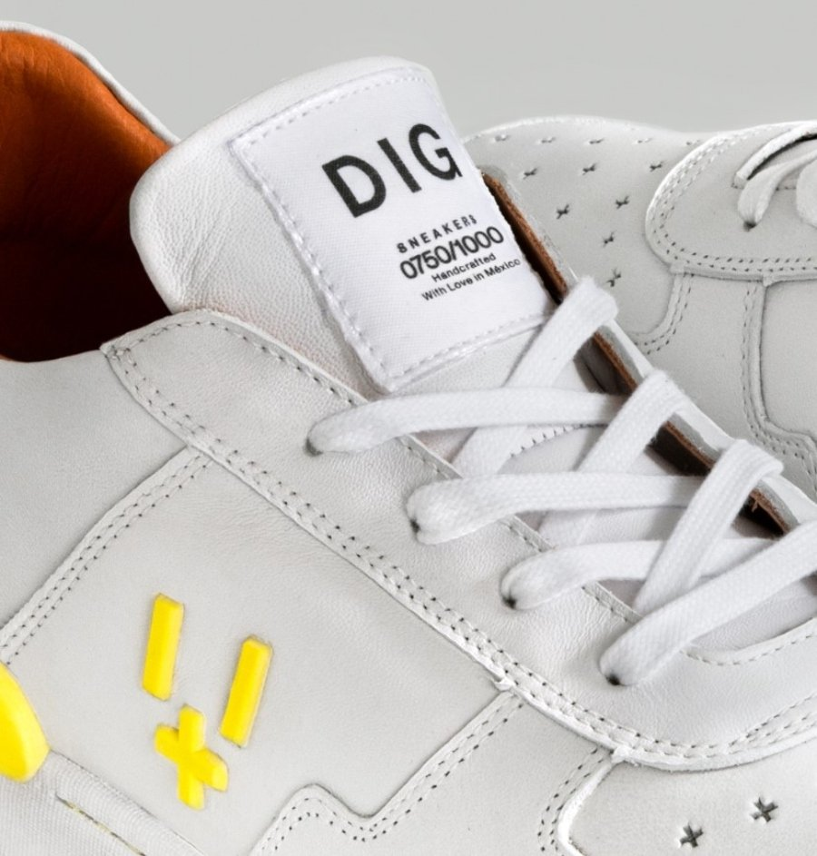 1st Limited Edition de Dig Sneakers
