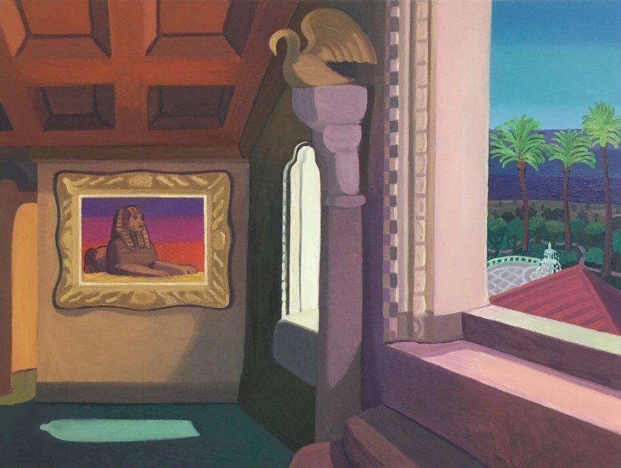 """California Castle"" de Daniel Heidkamp"