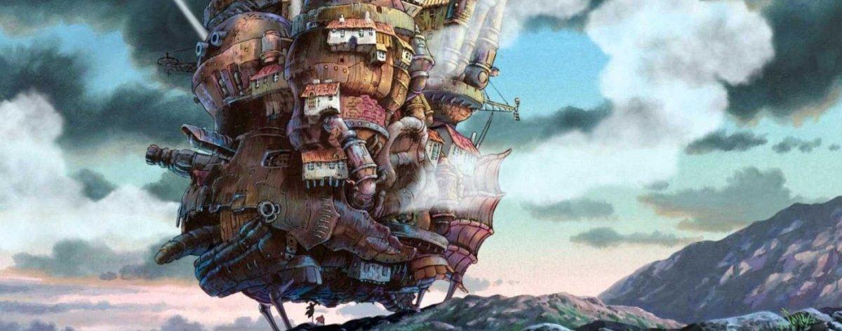 El Castillo Vagabundo cobrará vida en el parque Ghibli