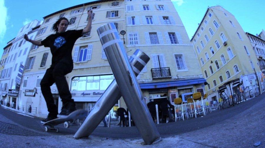 documental Créditos: Esqueibor retrata el skate en Chile