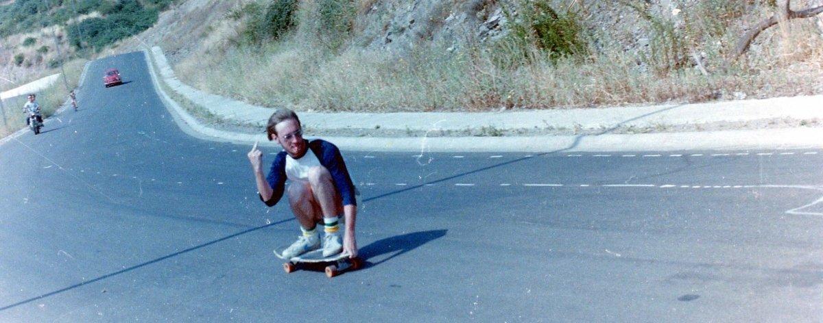 Esqueibor, historia del skate en Chile, a 50 años de su llegada