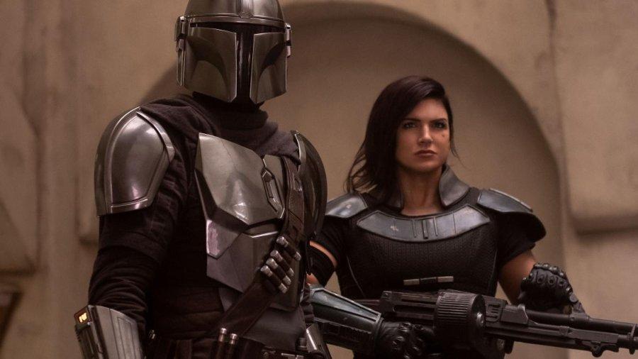 Gina Carano es despedida de Lucas Films