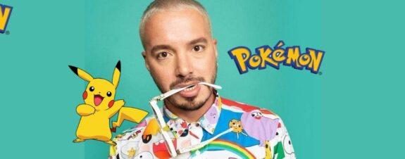 J Balvin estará en concierto por aniversario de Pokémon