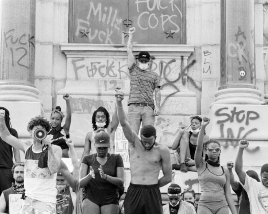 Cinco fotógrafos de la Revolución Afroamericana