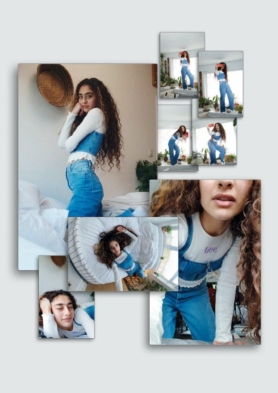 Lee y H&M lanzan colección sostenible