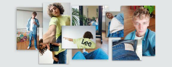 Lee y H&M lanzan colección de mezclilla totalmente sostenible