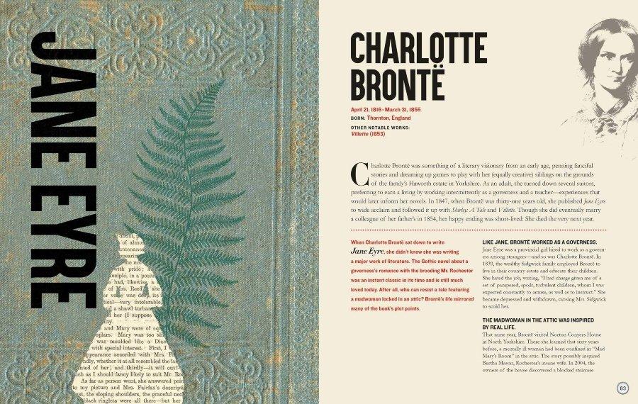 Libro ilustrado Contenido de The Curious Reader: A Literary Miscellany of Novels & Novelists