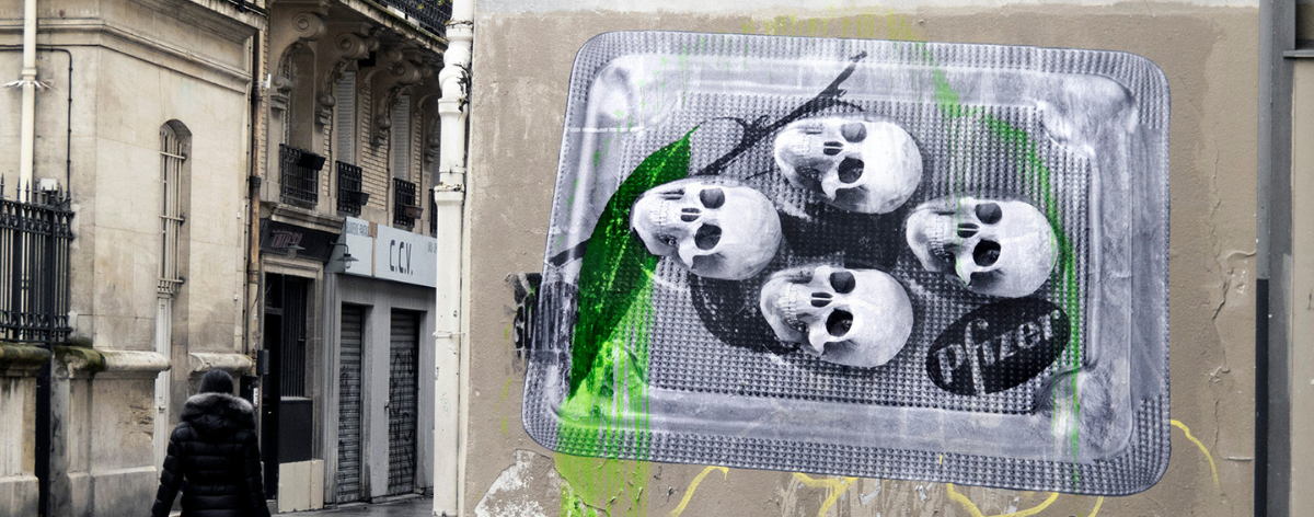 Still Life Studies, lo nuevo de Ludo en las calles de París