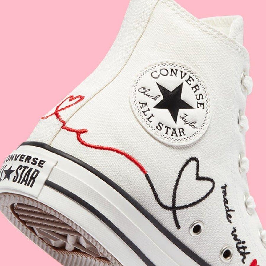 Made With Love, la nueva colección de Converse