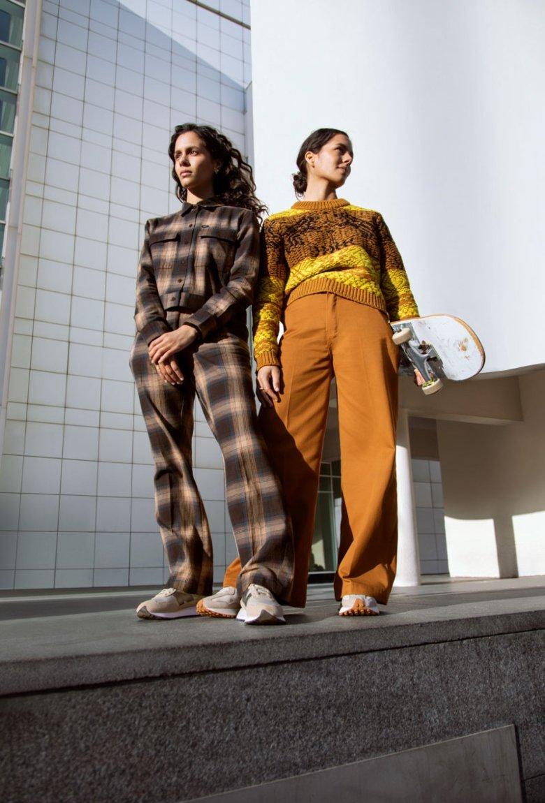 Marca de streetwear y Google se unen para presentar lookbook