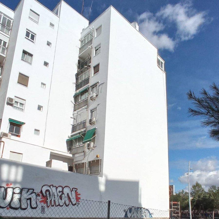 Edificio remodelado en Madrid